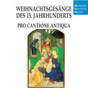 Weihnachtsgesänge des XV. Jahrhunderts