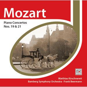 Mozart: Piano Concertos Nos. 19 & 21