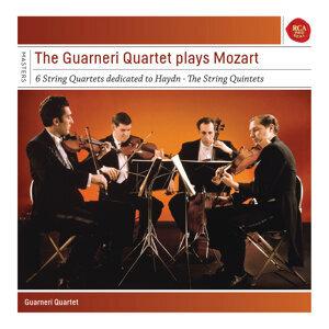 Guarneri Quartet plays Mozart Quartets and Quintets
