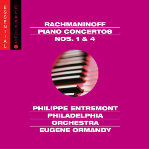 Rachmaninoff: Piano Concertos Nos. 1 & 4; Rhapsody on a Theme of Paganini