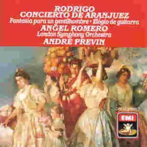 Concierto De Aranjuez/Fantasia/Elogio De Guitarra