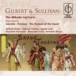 Gilbert & Sullivan: The Mikado; overtures