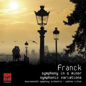Franck Symphony & Symphonic Variations
