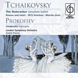Tchaikovsky: The Nutcracker etc . Prokofiev: Cinderella highlights