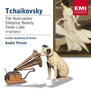 Tchaikovsky: The Nutcracker, Sleeping Beauty & Swan Lake (Highlights)