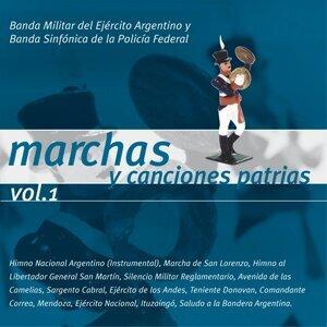 Marchas Y Canciones Patrias Vol 1
