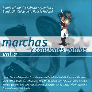 Marchas Y Canciones Patrias Vol 2