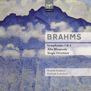 Brahms : Symphonies No.3 & 4, Overtures