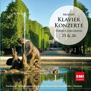 """Mozart: Klavierkonzerte Nr. 25 & 26 """"Krönungskonzert"""""""