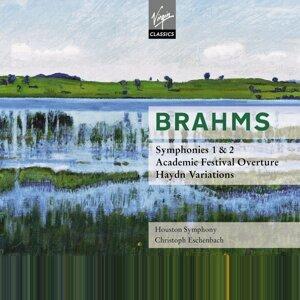 Brahms: Symphonies Nos 1, 2 & Overtures