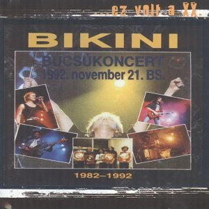 Búcsúkoncert 1992 BS (Live)