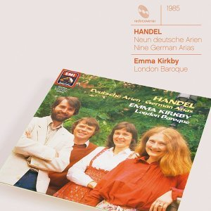 Handel 9 German Arias HWV 202-210
