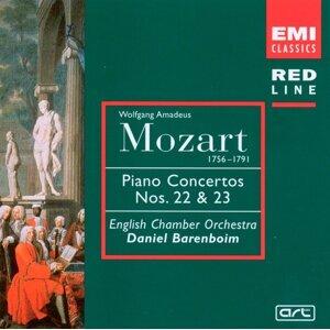 Mozart: Piano Concertos Nos 22 & 23