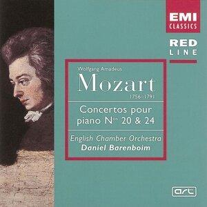Mozart: Piano Concertos Nos 20 & 24