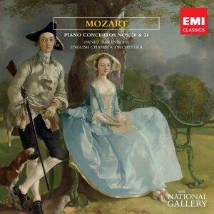 Mozart: Piano Concertos Nos 20 & 24 (The National Gallery Collection) - National Gallery Collection