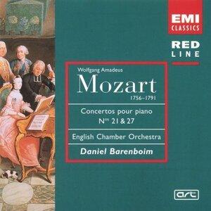 Mozart:Piano Concertos Nos. 21 & 27