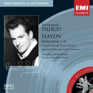 Haydn: Scherzandi 1-6