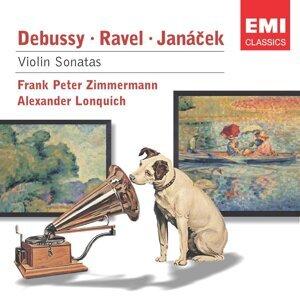 Debussy, Ravel, Jancek: Violin Sonatas