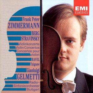 Berg, Stravinsky & Ravel: Violin Concertos