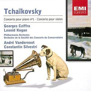 Tchaikovsky:Piano & Violin Concertos