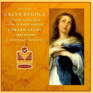 Vivaldi - Salve Regina: Sacred Works for Countertenor and Double Orchestra