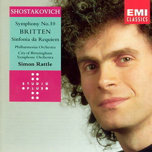 Shostakovich: Symphony No.10/Britten: Sinfonia Da Requiem