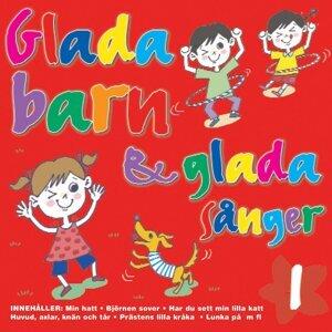 Glada Barn & Glada Sånger Volym 1