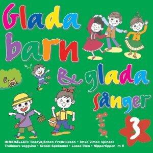Glada Barn & Glada Sånger Volym 3