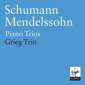 Mendelssohn & Schumann - Piano Trios