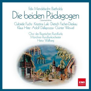 Mendelssohn: Die beiden Pädagogen