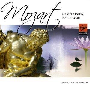 Mozart : Symphonies Nos. 29 & 40, Eine Kleine Nachtmusik