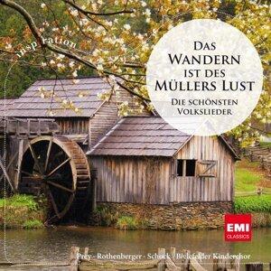 Das Wandern ist des Müllers Lust - Die schönsten Volkslieder