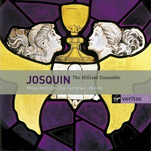 Josquin Desprez: Motets and Chansons/Hilliard Ensemble