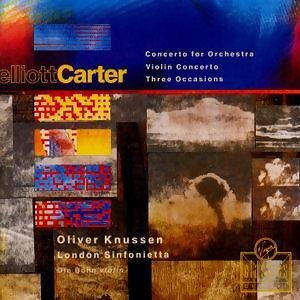 Concerto For Orchestra/Violin Concerto/Three Occasions
