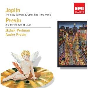 Joplin, Previn: Ragtime & Blues