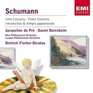 Schumann: Cello Concerto - Piano Concerto - Introduction & Allegro appassionato