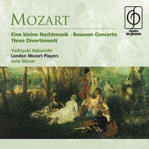 Mozart Eine Kleine Nachtmusik, Bassoon Concerto, Three Diver