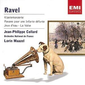 Ravel: Klavierkonzerte/La valse u.a.