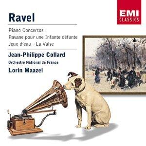Ravel: Piano Concertos/Pavane/Jeux d'eau/La Valse