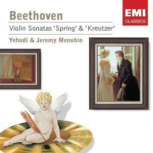 Beethoven: Violin Sonata Nos 5 & 9