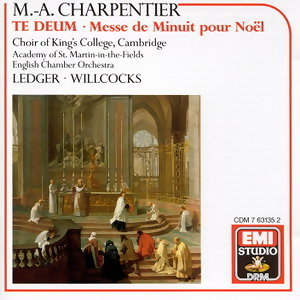 Te Deum/Messe De Minuit Pour Noel