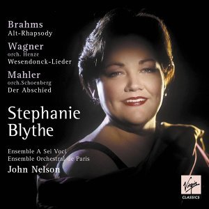 Brahms: Alto Rhapsody/Mahler: Das Lied der Erde etc.