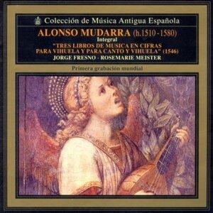 Coleccion De Musica Antigua Espanola / Alonso Mudarra