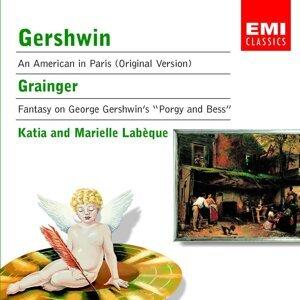 Gershwin:An American in Paris/Fantasy on Porgy & Bess
