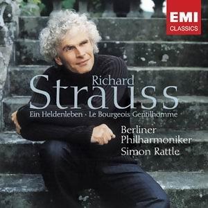 Strauss: Ein Heldenleben Op. 40/Le Bourgeois Gentilhomme Op. 60