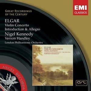 Elgar: Violin Concerto; Introduction & Allegro