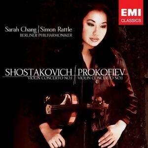 Shostakovich and Prokofiev: Violin Concertos No. 1