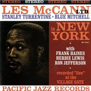 Les McCann LTD in New York (feat. Stanley Turrentine & Blue Mitchell)