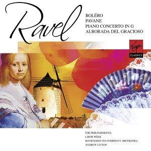 Ravel: Bolero, Pavane, Piano Concerto in G & Alborada del Gracioso