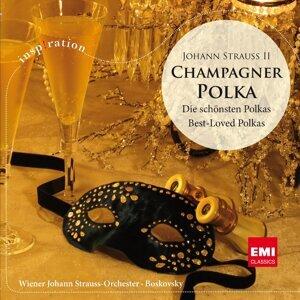 Strauss II: Champagner Polka - Die schönsten Polkas / Best Loved Polkas